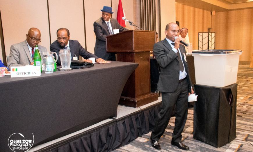 Conseil des Guinéens de l'Etranger CGE - USA